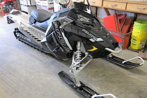 2019 Polaris 800 AXYS RMK 155 Black 1