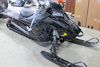 2019 Polaris 800 AXYS RMK 163 Black 1