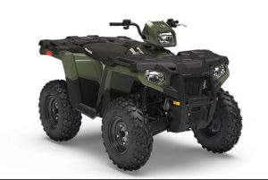 2019 sportsman 570 sage green