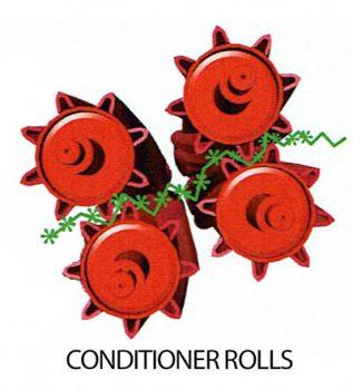 conditioner rolls