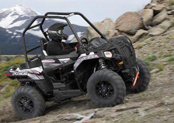 Polaris ATV Ace 900