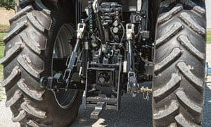 maxxum hitch and hydraulics