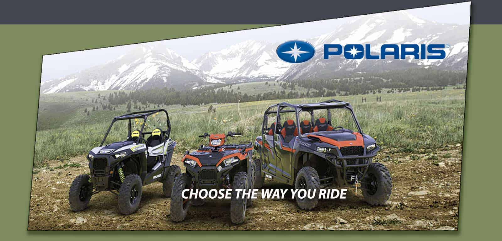 polaris utv page hero